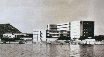 היסטוריה אדריכלית ישראלית ברמב''ם (באדיבות ארכיון רמב''ם)