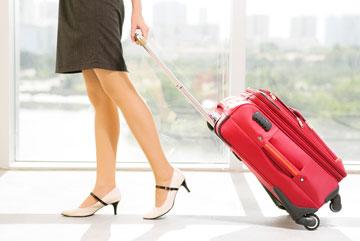 בתיק של אישה אפשר תמיד לראות את מגוון תחומי האחריות שלה (צילום: shutterstock)