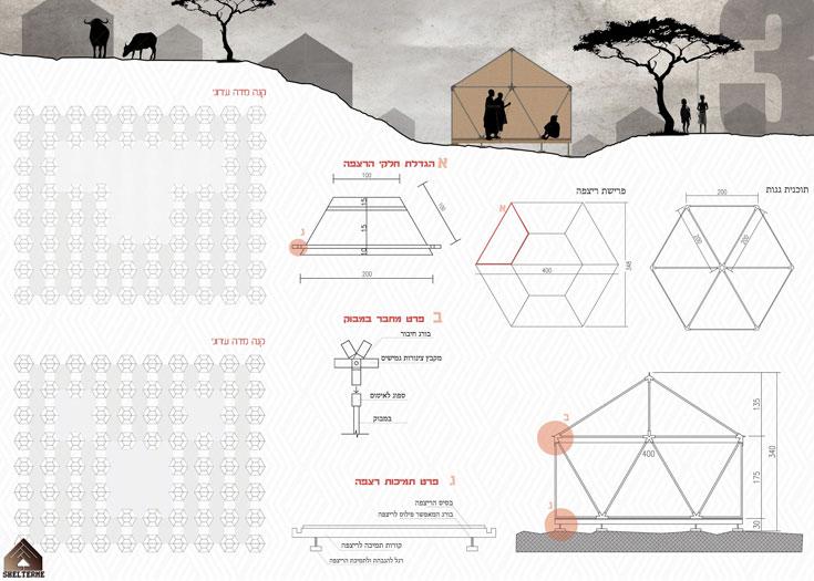(הדמיה: באדיבות ביהס לארכיטקטורה, אוניברסיטת אריאל)