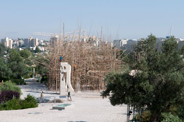 היה בניו יורק, ביפן, ברומא ובוונציה - ועכשיו בירושלים. ה''ביג במבו'' (צילום: אלי פוזנר, מוזיאון ישראל)