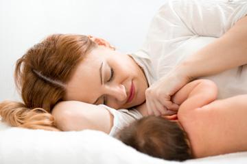 הנקה. הקשר הראשוני והקרוב ביותר שהתינוק שלך חווה (צילום: shutterstock)