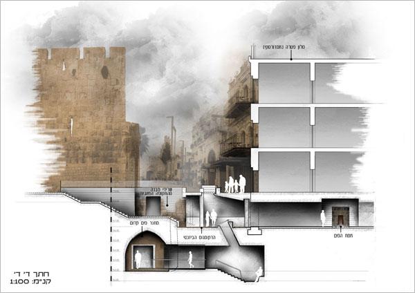 (באדיבות בית הספר לארכיטקטורה באוניברסיטת אריאל )