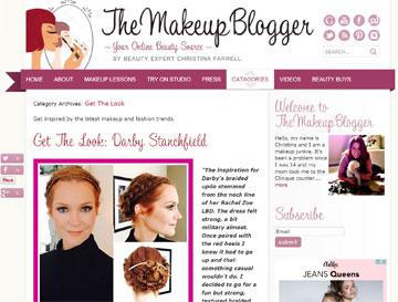 דיסניוורלד של חובבות האיפור. The Make up Blogger