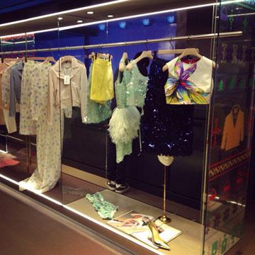 הקולקציה הזוכה בחנויות המולטי–ברנד היוקרתיות שבאיטליה