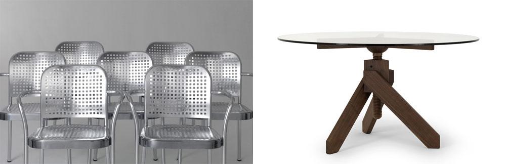 לא רק הרהיטים שייכים לעבר, אלא גם בית היוצר: ''דה-פאדובה'' שנסגרת בימים אלה ומתמזגת עם ''בופי''. שתי קלאסיקות של ויקו מג'יסטרטי חוזרות למכירה: כיסא Silver ושולחן Vidun