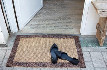 שטיחון מנומר (צילום: עדי גלעד)