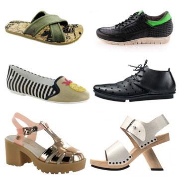 שופרא. נעליים לנשים ולגברים במגוון רחב של סגנונות ומחירים (צילום: אבי ולדמן)