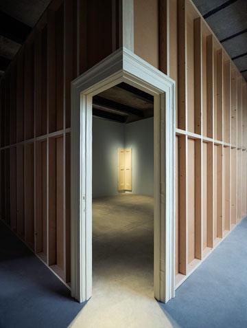 """מוזיאון פראדה. """"אמנים רוצים אדריכלות נקייה וברורה"""", מסביר קולהאס (צילום: Bas Princen)"""