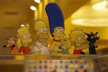 אל תתרגלו לפורטרט המשפחתי הזה. משפחת סימספון בהרכב מלא (צילום: shutterstock)