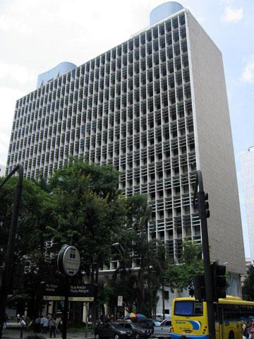 הבניין הברזילאי שהפך למקור חיקוי עולמי, גם בישראל (מתוך ויקיפדיה)