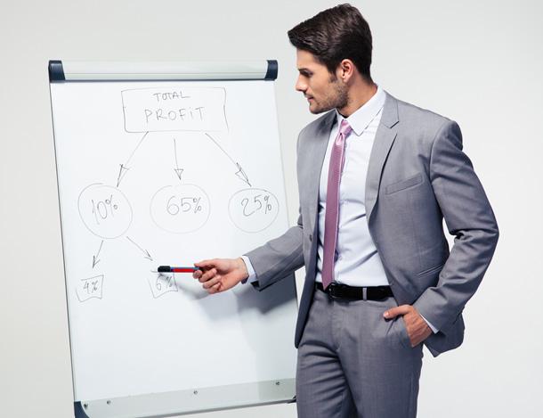 להתכונן לדייט בדיוק כמו לפגישת עבודה, מינוס הלוח המחיק (צילום: shutterstock)