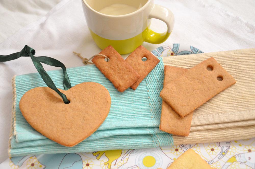 עוגיות קינמון פריכות (צילום: חני הראל)