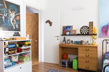 הכניסה לחדר הילדים (צילום: שי אפשטיין)