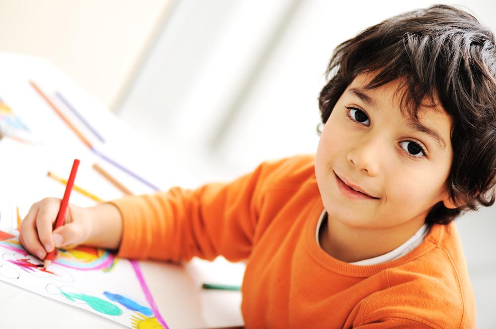 פענוח ציורי ילדים הוא הרבה יותר מורכב ממה שאתם מסיקים. צילום אילוסטרציה. למצולם אין קשר לכתבה (צילום: shutterstock)