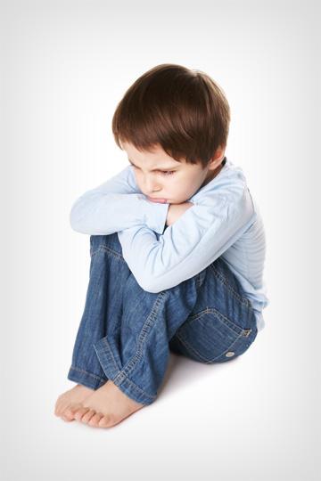 כשבודקים מצוקות אצל ילדים, יש למעלה מ-80 סימנים אותם יש לבדוק. צילום אילוסטרציה. למצולם אין קשר לכתבה (צילום: shutterstock)