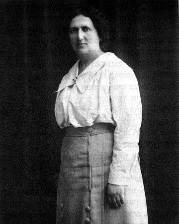 שרה טהון. דמות מפתח במאבק לשוויון האישה