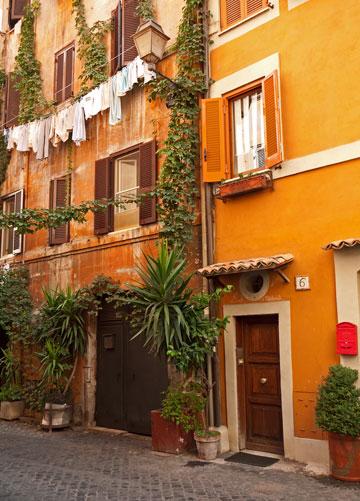 רומא. אל תפספסו את רשת החנויות Gente  (צילום: shutterstock)