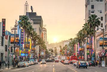 לוס אנג'לס. בבוטיק Aust תמצאו בגדים, אקססוריז, משקפי שמש ופריטים לבית (צילום: View Apart/shutterstock)