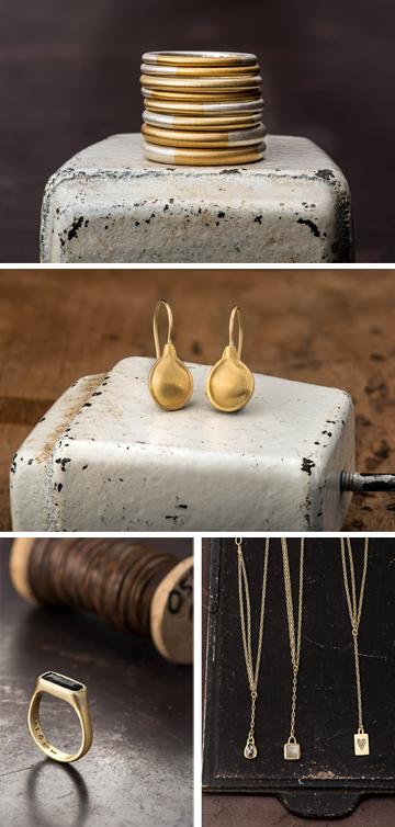 אגס ותמר. תכשיטים שמספרים סיפור (צילום: עמית גושר)
