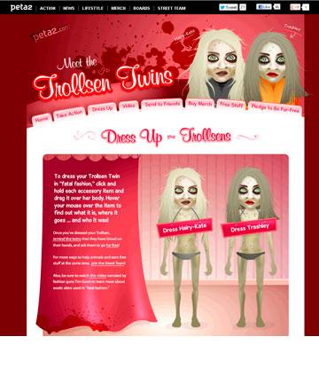 הקמפיין המעליב נגד האחיות אולסן על שימושן בפרוות בקולקציה בעיצובן