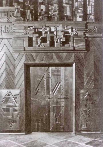 דלת בבית זומרפלד