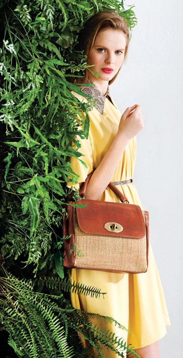 דניאלה להבי. 40-20 אחוז הנחה על קולקציית התיקים ועד 50 אחוז הנחה על קולקציית הנעליים (צילום: רן גולני)