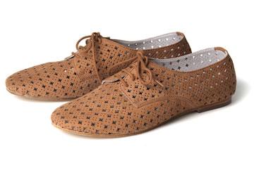 נעליים של הדסון בעלמה ובנקר