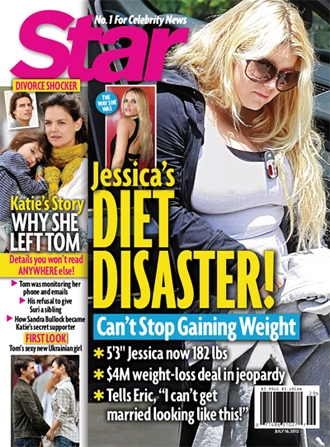 קשים הם חייה של בחורה שעושה דיאטה. סימפסון