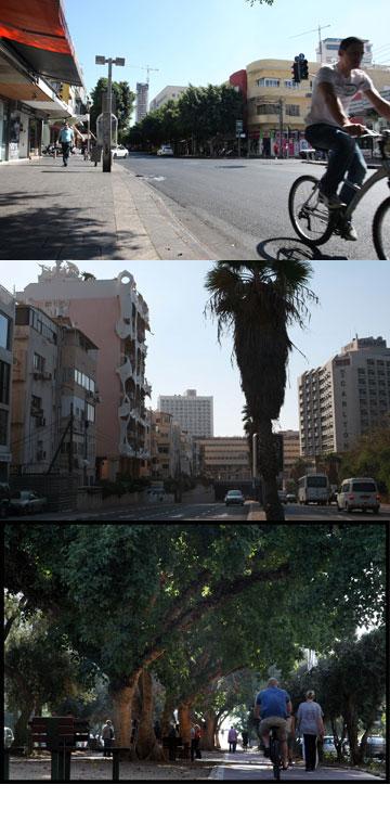 תל אביב. יש לה גם צדדים אופנתיים (צילום: יריב כץ, אביגיל עוזי, עמית מגל)