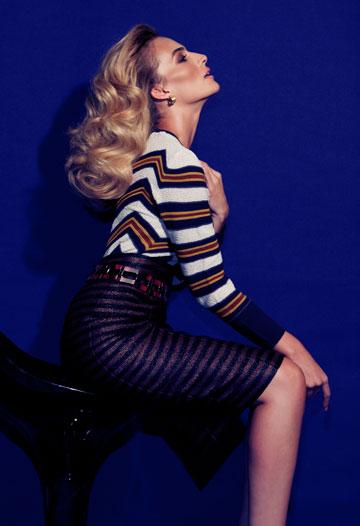 """""""אני הכי סטיגמה של דוגמנית שהיתה טום בוי בתור ילדה"""". לוי (צילום: דביר כחלון)"""