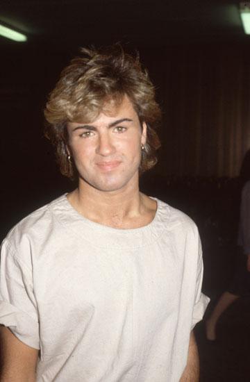 מייקל בצעירותו, 1984 (צילום: gettyimages )