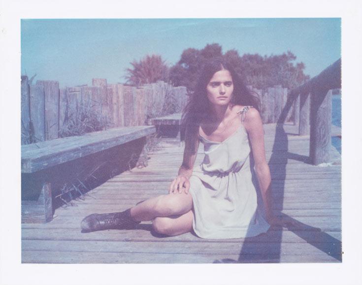 קולקציית קיץ 2012 של אביבה זילברמן. אי אפשר שלא להתפעל מהתפירה המוקפדת ומאיכות הבגדים  (צילום: דודי חסון)