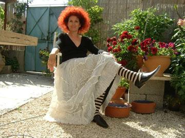 תמרה יובל ג'ונס. ''אפשר ליצור אופנה מתוך התרבות שלנו''