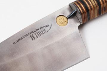 דרום-מזרח פלורנטין. סכינים מדרום ת''א (צילום: תמי דהן)