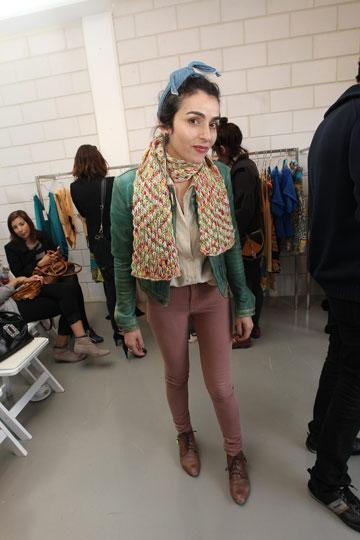 ליאת אשורי. מעצבי האופנה מרגישים מנוצלים על ידי הסטייליסטים (צילום: רפי דלויה)