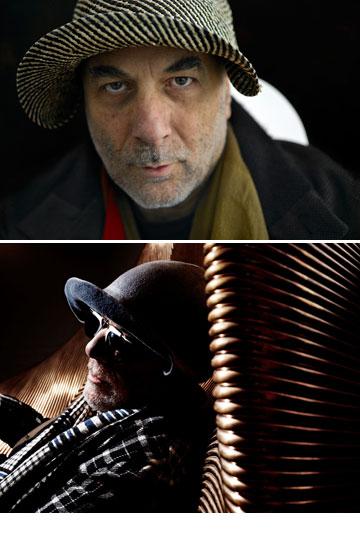 האיש והכובע. רון ארד (צילום: סטודיו pq)