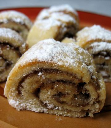 בלי חמאה או מרגרינה. עוגיות תמרים (צילום: בישול בזול)