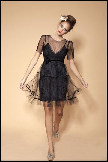 אלינור רבי. שמלות ערב בהזמנה אישית (צילום: זהר שיטרית)