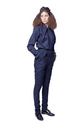 גלית שילה. מבינה את הצורך באופנה מעשית ואינטליגנטית בו זמנית (צילום: הילה ווגמן)