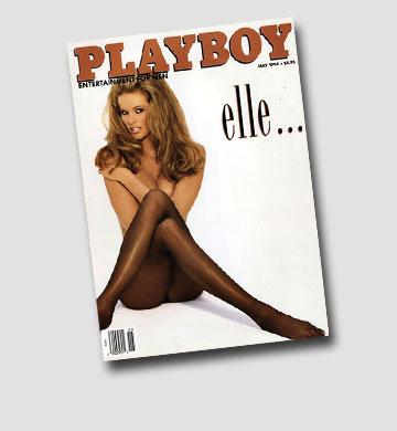 "אל מקפירסון על שער מגזין ""פלייבוי"", 1994"