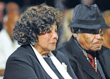 שמו יד על הכסף והילדים. סבתא וסבא ג'קסון (צילום: gettyimages)
