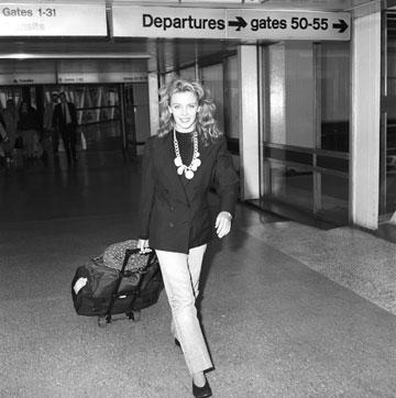 ג'ייסון דונובן מחכה לך בטרמינל?  1988 (צילום: gettyimages)