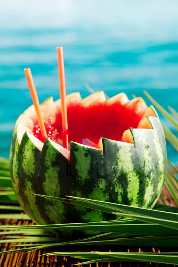 אבטיח. פרי קיץ בעל אנרגיה מקררת (צילום: thinkstock)