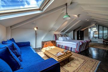 ''ורסנו''. שלושה חדרים חדשים (צילום: איתי סיקולסקי)