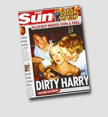 עיתוני העולם מבועתים מהתנהגות הנסיך