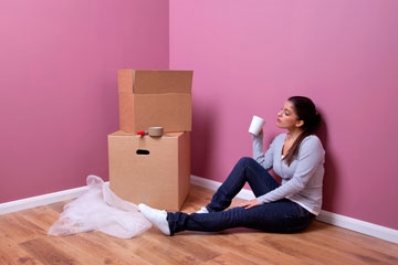 אל תארגזו את הבית מוקדם מדי (צילום: thinkstock)