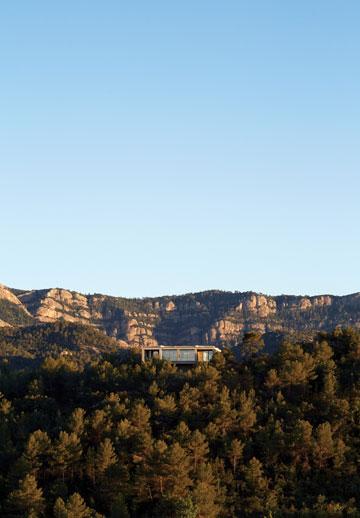 הראשון כבר קיים: בית pezo (Photo: Cristobal Palma, Courtesy of Architecture de Collection)