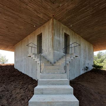 Casa Pezo. משרד צ'יליאני (Photo: Cristobal Palma, Courtesy of Architecture de Collection)