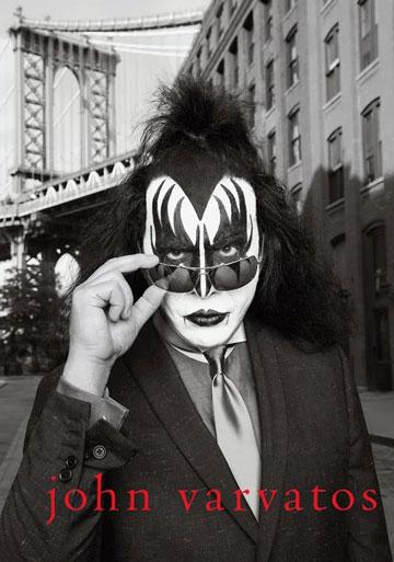 הפרזנטורים הקודמים של ג'ון ורווטוס: להקת Kiss