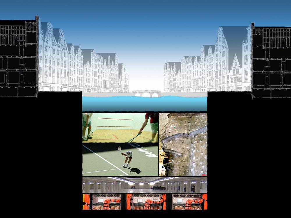 הדמיה: zwarts and jansma architects